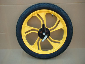 moped wheel